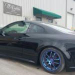 td customs asheville car mods body shop