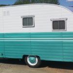 hendersonville camper paint job