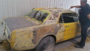 asheville paint stripping automotive restorations paint