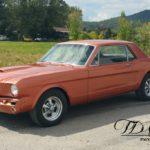 classic car full paint job asheville