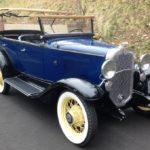 31 cabriolet classic paint job Hendersonville