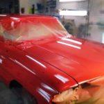 Ford Galaxie paint job Arden NC