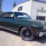 classic car restorations Hendersonville auto body