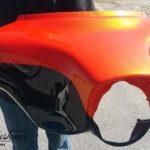Motorcycle Paint Job TD Customs