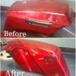 Motorcycle repair and paint Hendersonville