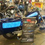 Mountain Motor Show 2018 TD Customs Asheville Motorcycle Paint Jobs