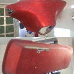 motorcycle paint repair Asheville