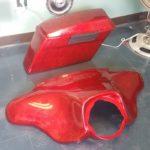 motorcycle paint shop - custom paint Hendersonville