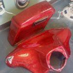 motorcycle repair body shop