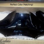 paint color matching motorcycle paint job
