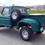classic truck paint job Asheville