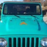 custom painted auto image decal