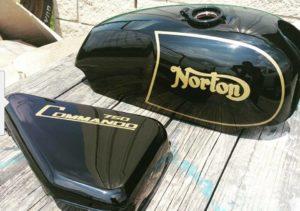 motorcycle paint job hendersonville nc