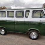 vintage camper van custom paint asheville wnc
