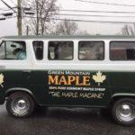 green mountain maple custom van TD Customs paint job