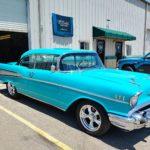 classic car auto body paint shop Mills River WNC 828
