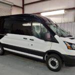 utility van work truck company vehicle paint job